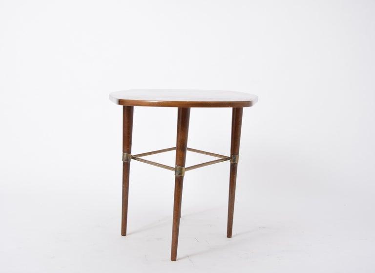 Swedish Mid-Century Modern coffee table by Förenades Möbler For Sale 1