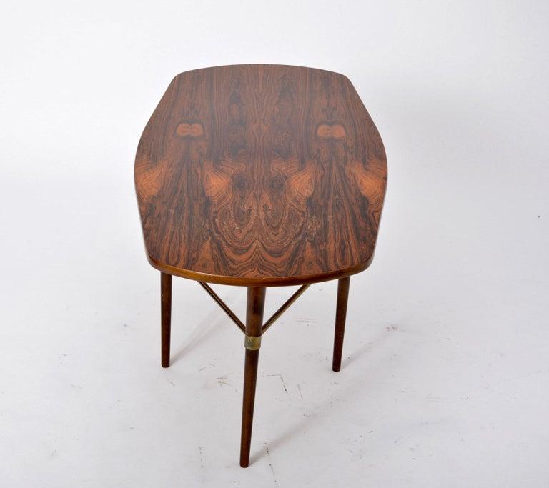 Swedish Mid-Century Modern coffee table by Förenades Möbler For Sale 2