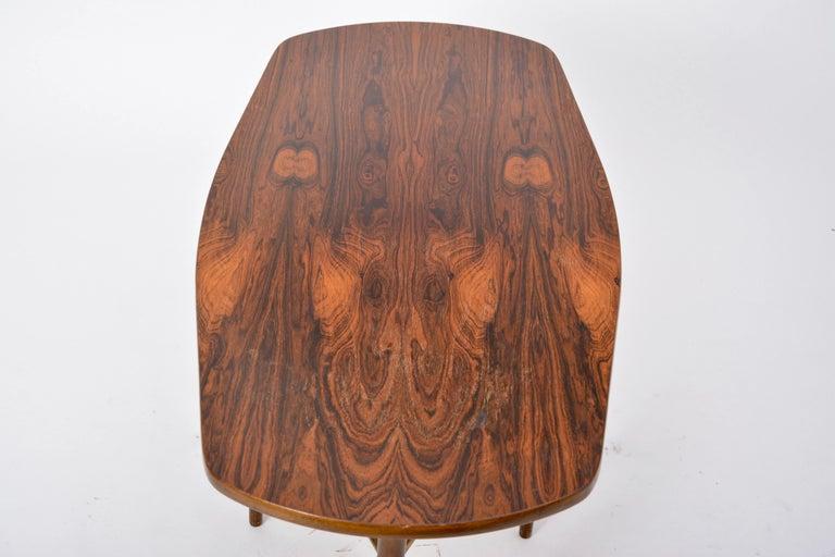 Swedish Mid-Century Modern coffee table by Förenades Möbler For Sale 3