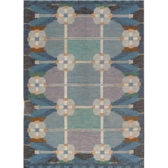 Mid-Century Modern Russian and Scandinavian Rugs