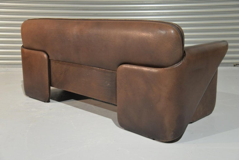 Vintage De Sede 'DS 125' Sofa Designed by Gerd Lange, Switzerland 1978 For Sale 3