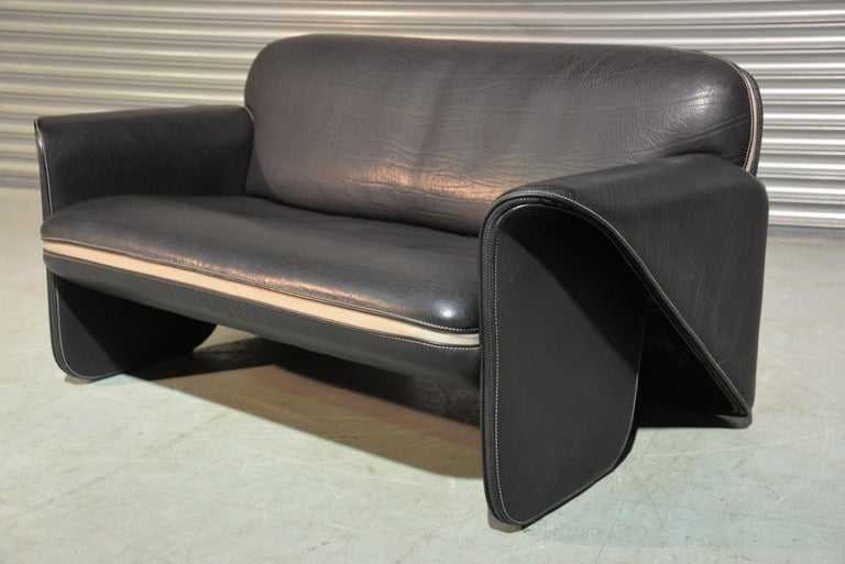 Vintage De Sede DS 125 Sofa Designed by Gerd Lange, Switzerland 1978 For Sale 3