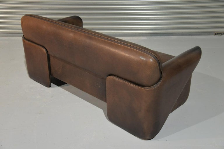 Vintage De Sede 'DS 125' Sofa Designed by Gerd Lange, Switzerland 1978 For Sale 4