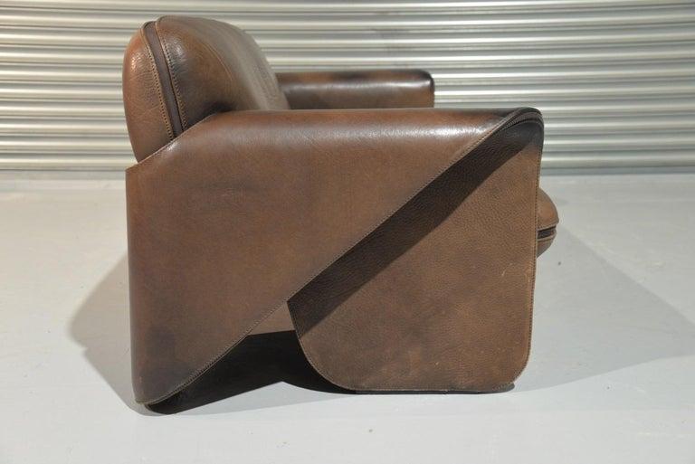 Vintage De Sede 'DS 125' Sofa Designed by Gerd Lange, Switzerland 1978 For Sale 5