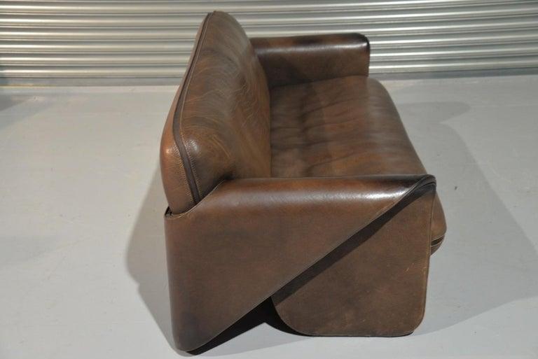 Vintage De Sede 'DS 125' Sofa Designed by Gerd Lange, Switzerland 1978 For Sale 6