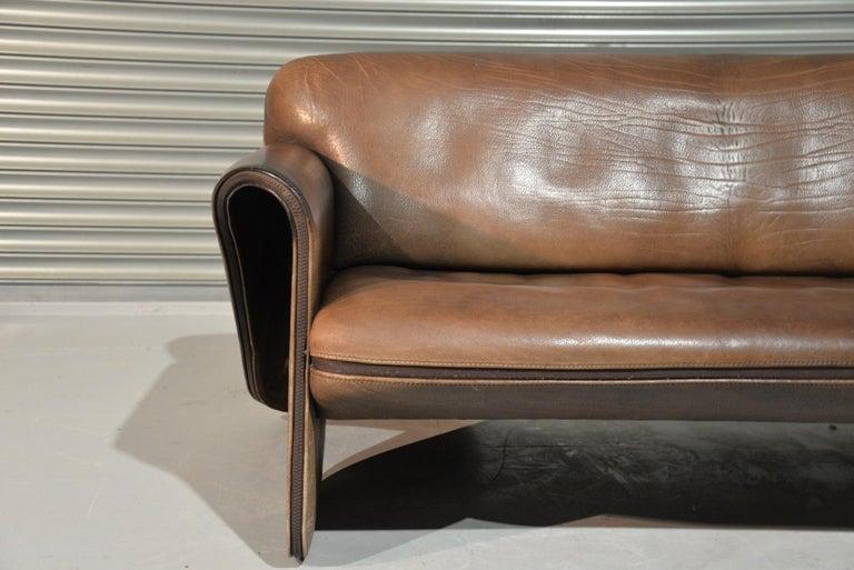 Vintage De Sede 'DS 125' Sofa Designed by Gerd Lange, Switzerland 1978 For Sale 7