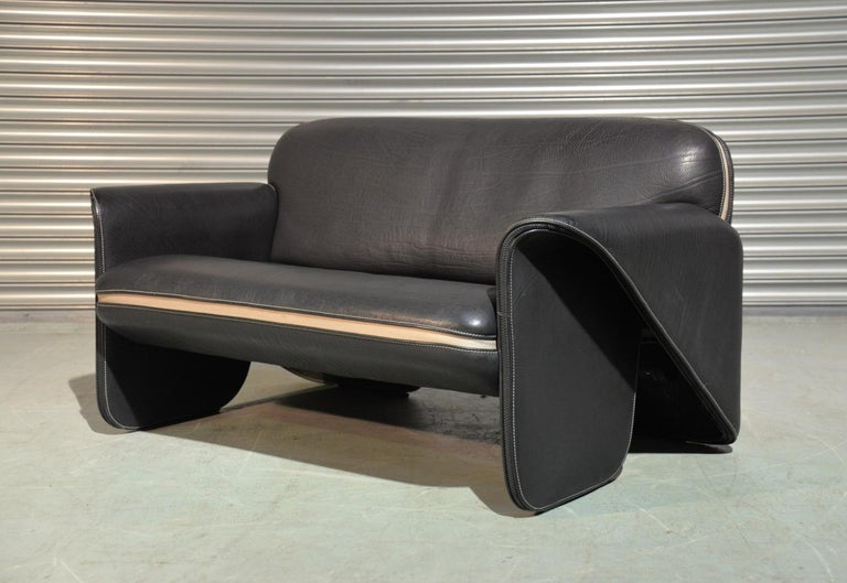 Swiss Vintage De Sede DS 125 Sofa Designed by Gerd Lange, Switzerland 1978 For Sale