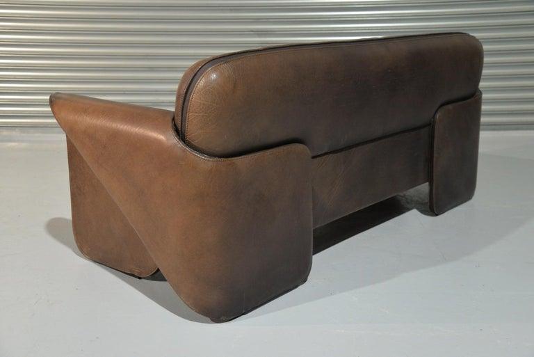 Vintage De Sede 'DS 125' Sofa Designed by Gerd Lange, Switzerland 1978 For Sale 1