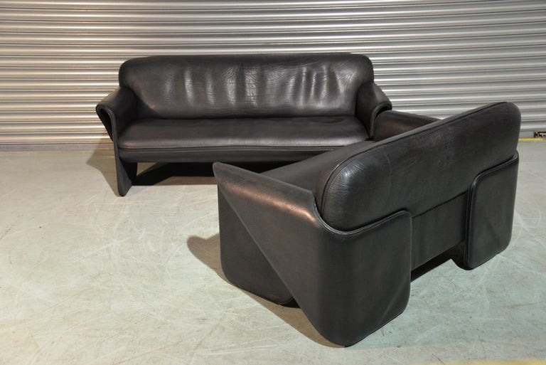 Vintage De Sede DS 125 Sofas Designed by Gerd Lange, Switzerland 1978 For Sale 1