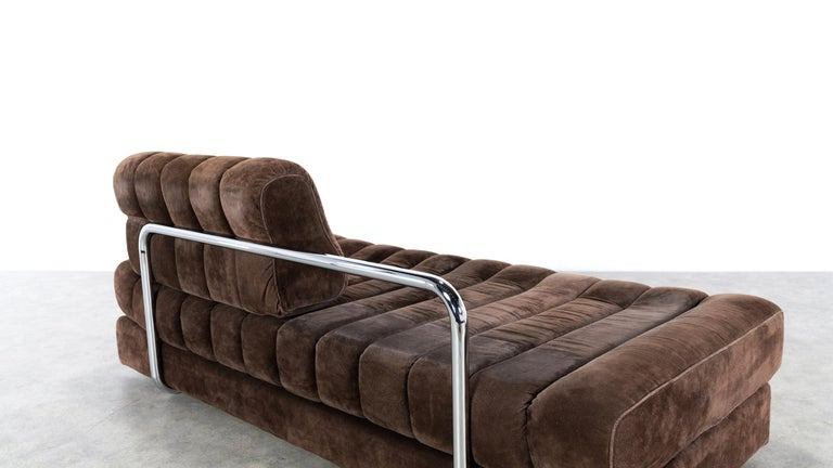 Vintage Swiss De Sede DS 85 Daybed and Sofa and Loveseat, 1970s 4