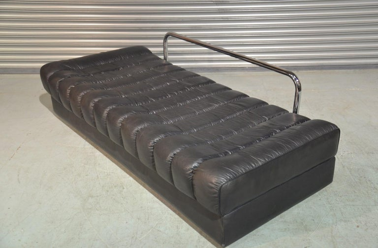 Vintage De Sede DS 85 Sofa, Daybed and Loveseat, Switzerland 1960s For Sale 6