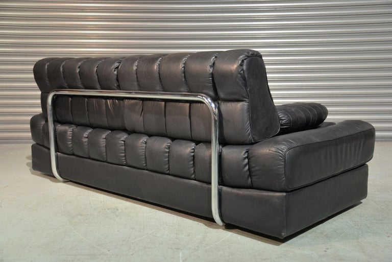 Mid-20th Century Vintage De Sede DS 85 Sofa, Daybed and Loveseat, Switzerland 1960s For Sale