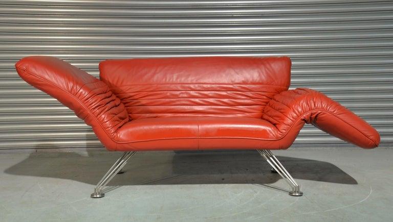 Vintage Swiss De Sede Sofa Or Chaise Longue By Winfried