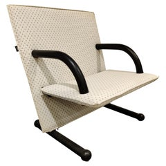 Vintage T-Line Armchair by Burkhard Vogtherr for Arflex