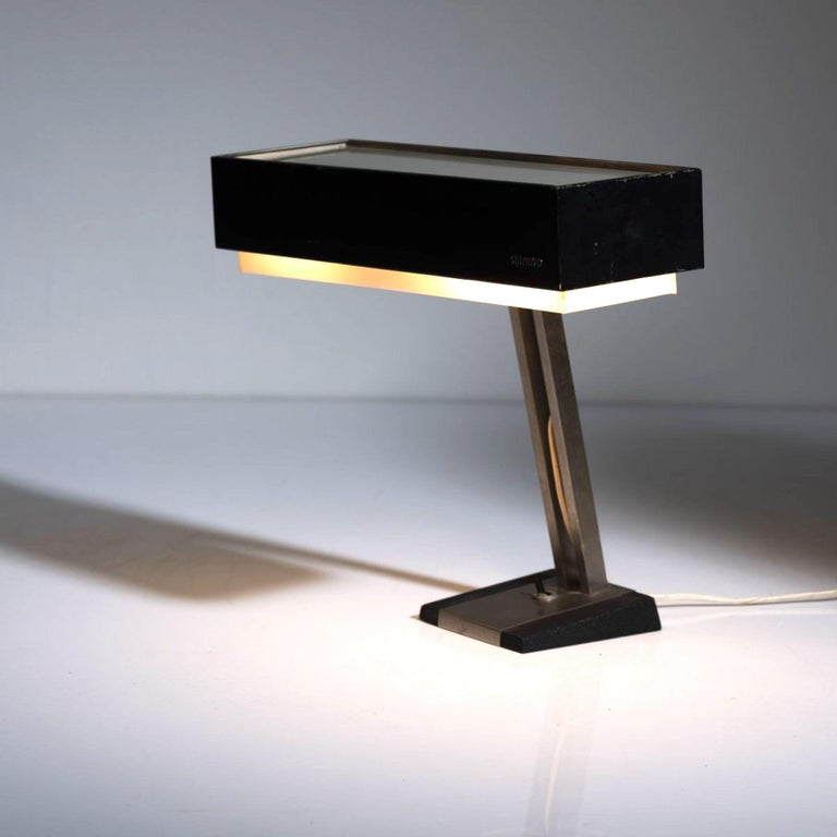 Italian Vintage Table Lamp by Stilnovo, Italy, 1960s For Sale