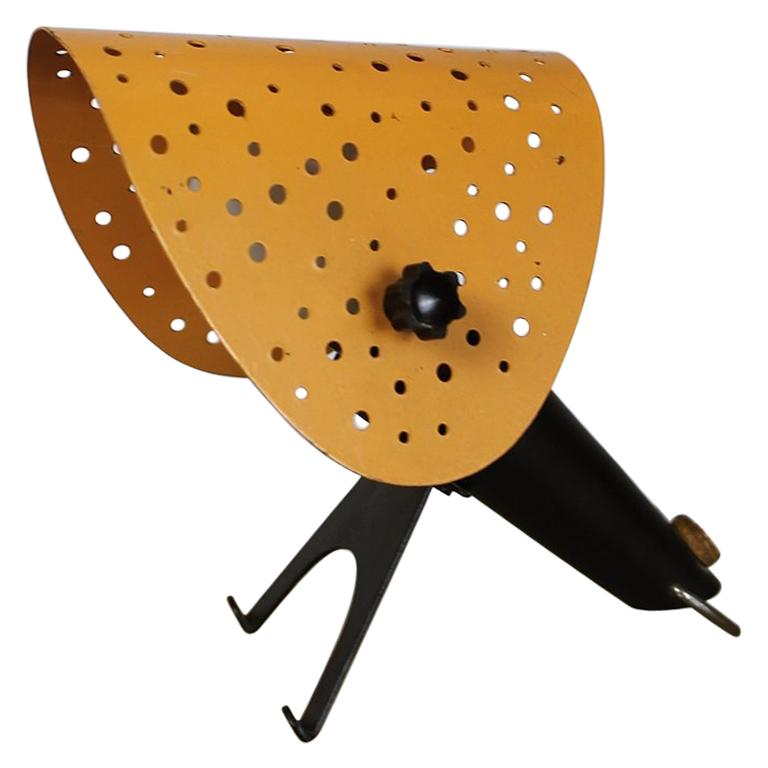 Vintage Table/ Wall Lamp by Ernest Igl for Hillebrand, 1950s, Germany For Sale