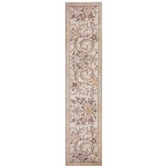 Vintage Tabriz Persian Runner Rug. Size: 2 ft 10 in x 12 ft 9 in