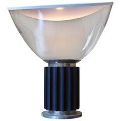Vintage Taccia Lamp by Pier Giacomo and Achille Castiglioni, Flos, 1962