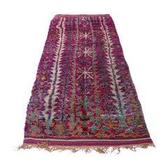 Vintage Talsint Handwoven Rug