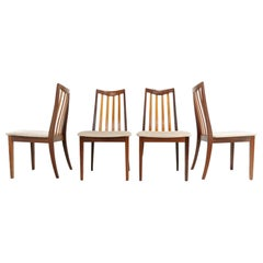 Vintage Teak Dining Chairs by Leslie Dandy for G-Plan, 1960s, Set of 4
