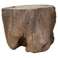 Vintage Teak Root Table