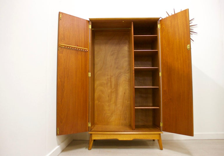 - Mid-Century Modern wardrobe