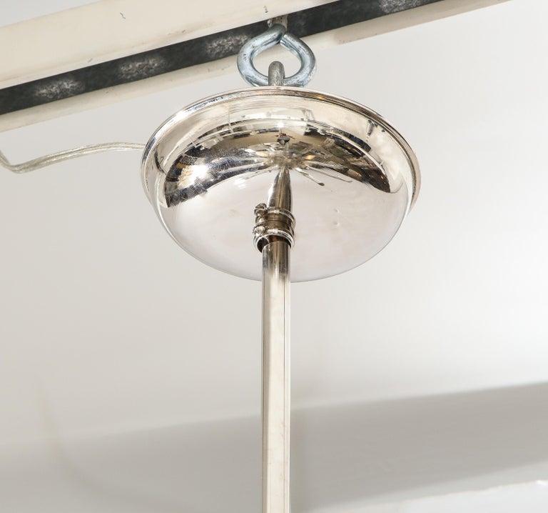 Unknown Vintage Ten-Light Sputnik Chandelier For Sale
