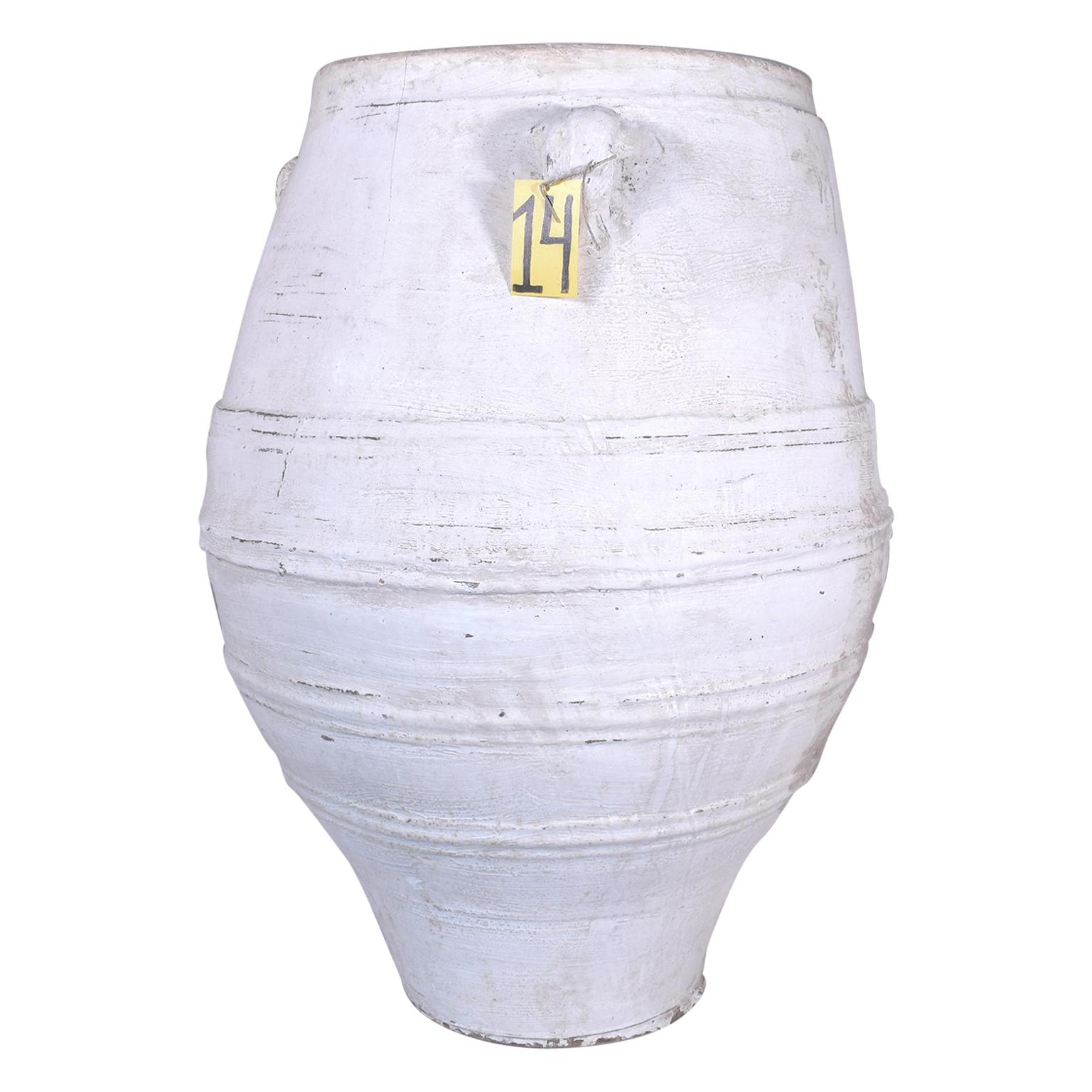 European Terracotta Jardiniere or Planter