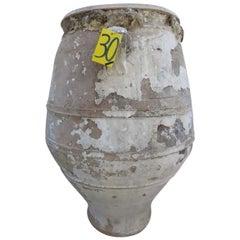 Vintage Terracotta Jar with Original Patina