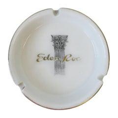 Vintage The Hotel du Cap Eden-Roc Ashtray or Jewelry Dish