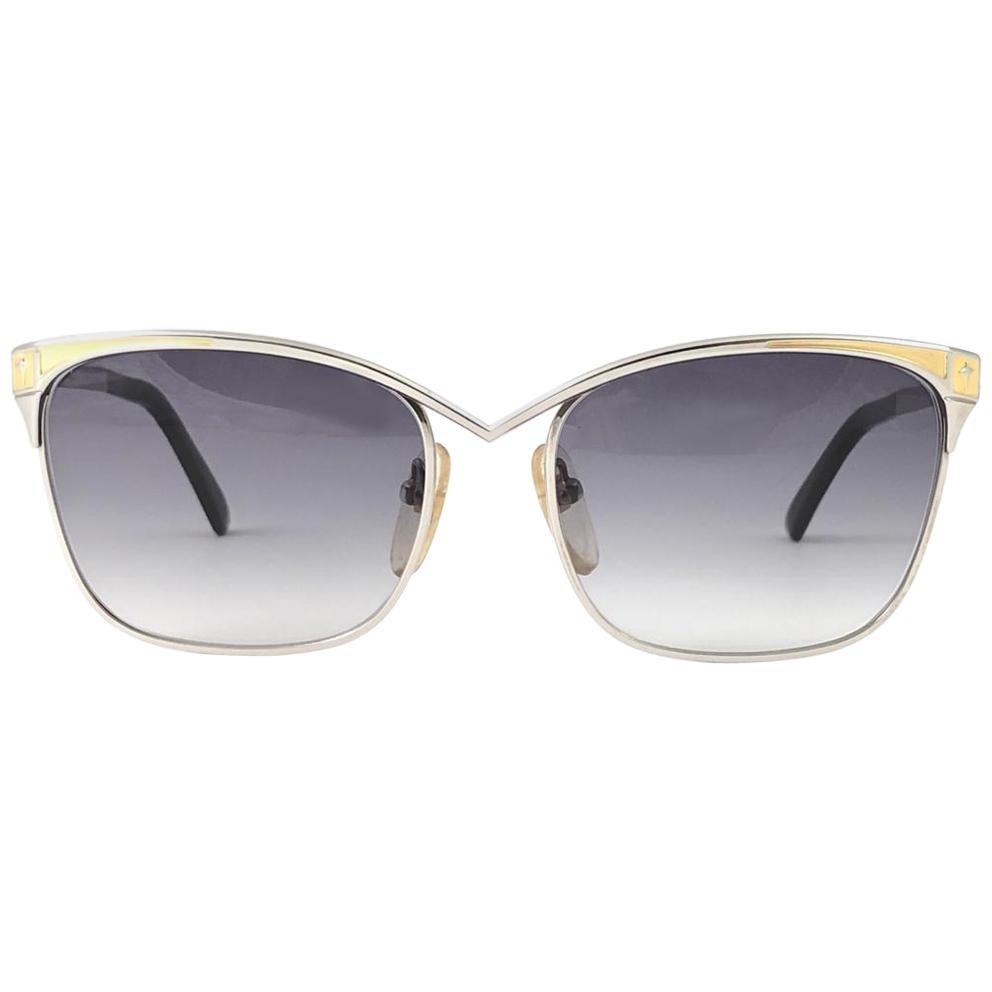 Vintage Thierry Mugler 25 711  Medium Size 1980's Paris Sunglasses
