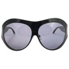 "Vintage Thierry Mugler "" MOUCHE "" Bug Eye Spring /Summer 1997 France Sunglasses"
