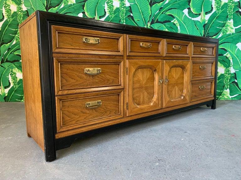 Vintage Thomasville Two Tone Dresser, Thomasville Furniture Jacksonville