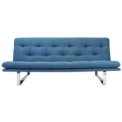 Vintage Three-Seat Sofa by Kho Liang Ie for Artifort, 1960s