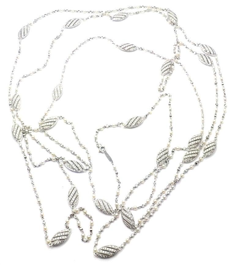 Platinum Diamond And Seed Pearl 81