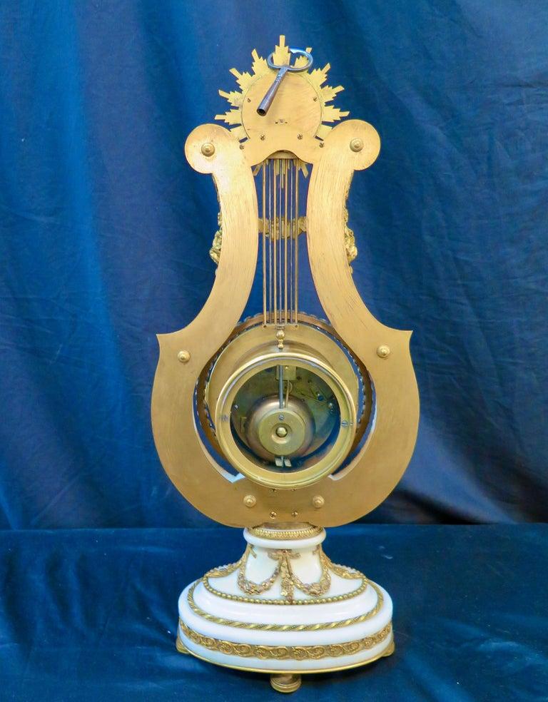 Vintage Tiffany & Co. Empire Clock For Sale 1