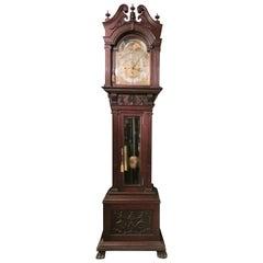 Vintage Tiffany & Co. Tall Case Clock