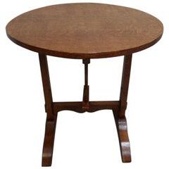 Vintage Tilt-Top Table
