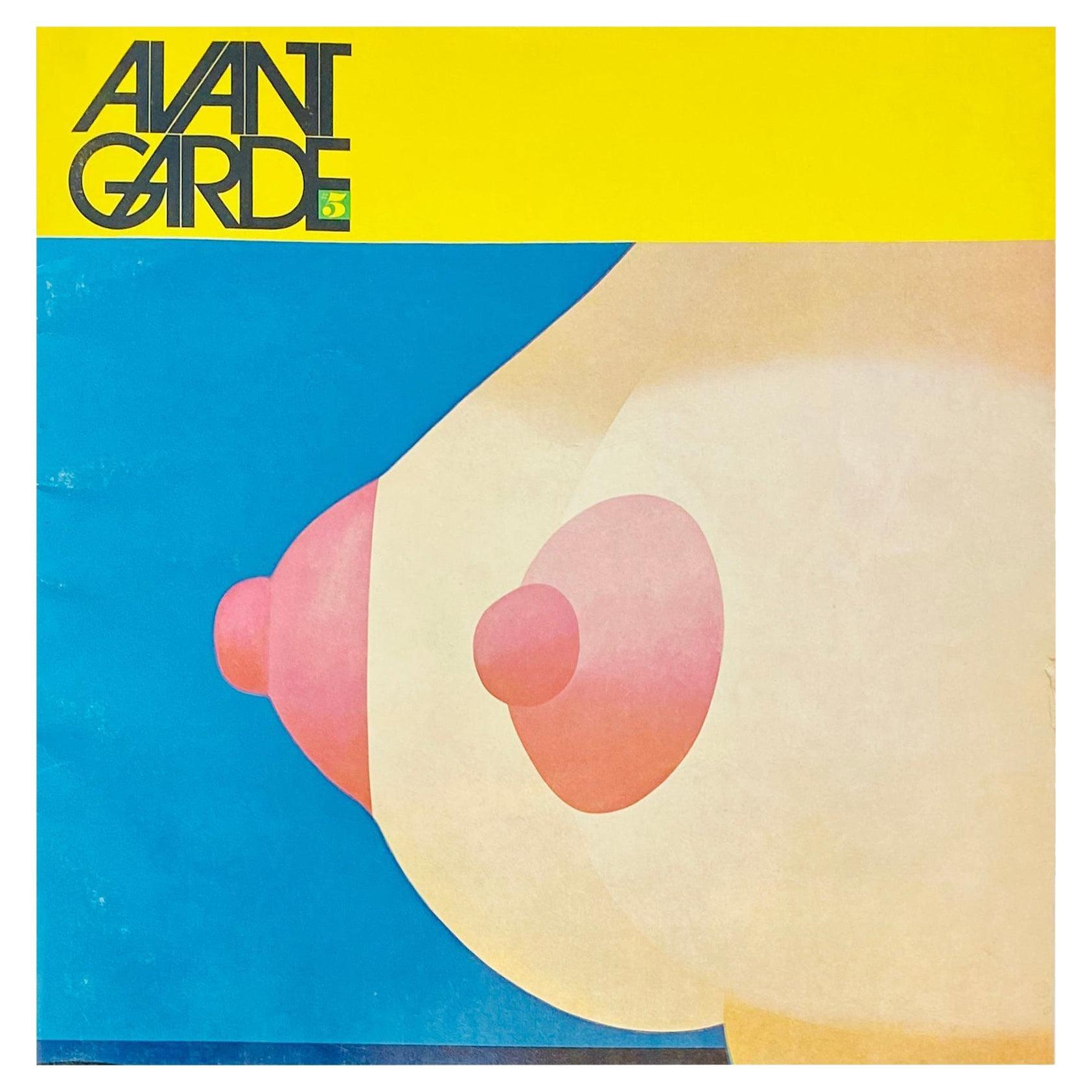 Vintage Tom Wesselmann Avant-Garde 'Magazine', 1968