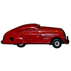 Vintage Toy, Schuco 1750 Car, Made in Germany, Mid-20th Century