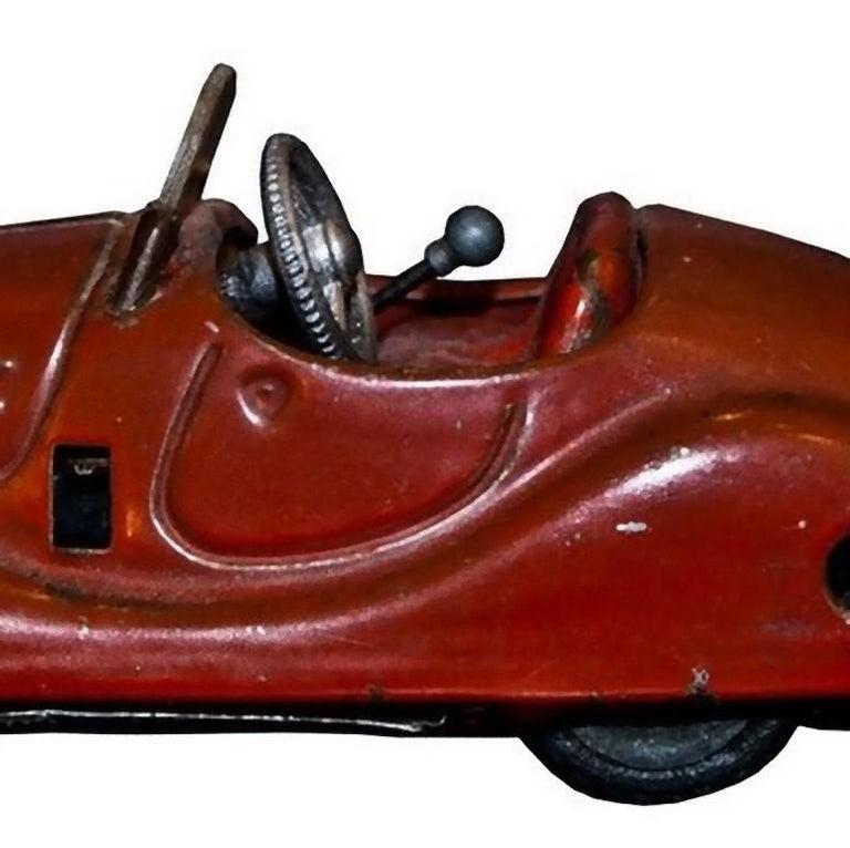 German Vintage Toy, Schuco Examico 4001 Car, 1950s For Sale