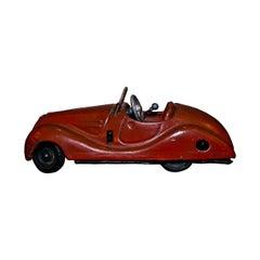 Vintage Toy, Schuco Examico 4001 Car, 1950s