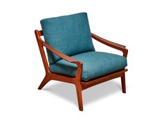 Vintage Trak Lounge Chair by Dux of Sweden