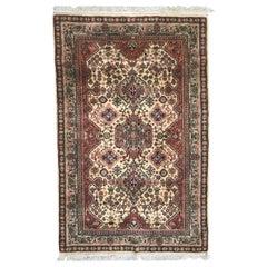 Vintage Transylvanian Persian Design Rug