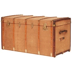 Vintage Travel Suitcase, J.Nigst & Sohn