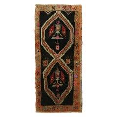 Vintage Tribal Anatolian Rug