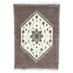 Vintage Tribal Moroccan Rug