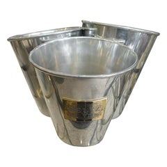 Vintage Triple Grouped Champagne Cooler - House of Deutz
