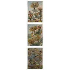 Vintage Triptych by Manuel