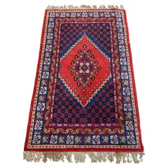 Vintage Tunisian Rug